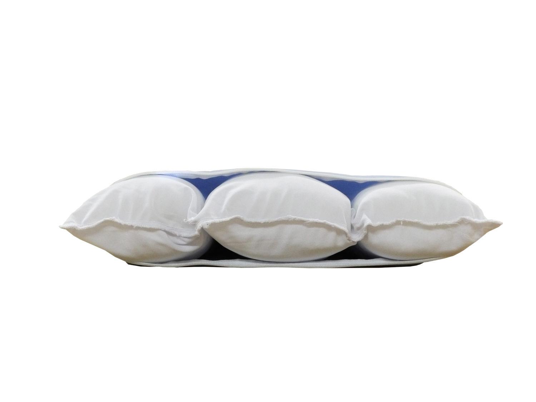 Cuscino Antidecubito In Fibra Cava Siliconata.Cuscino Nimbus In Fibra Cava Siliconata Storello Ausili